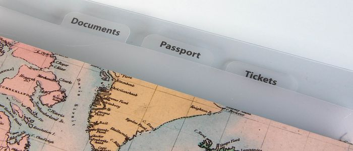 Must-Have Travel Essentials - Travel Documents