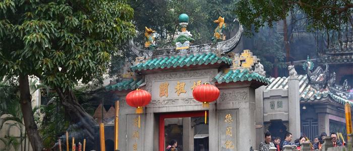a-ma temple mazu goddess