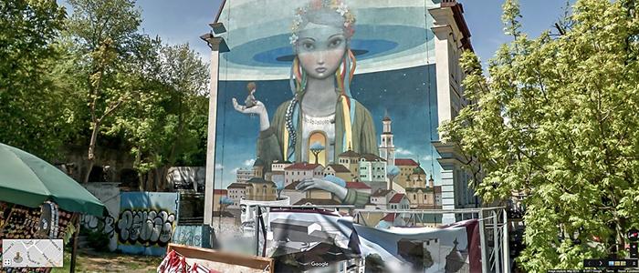 kiev artistic streets