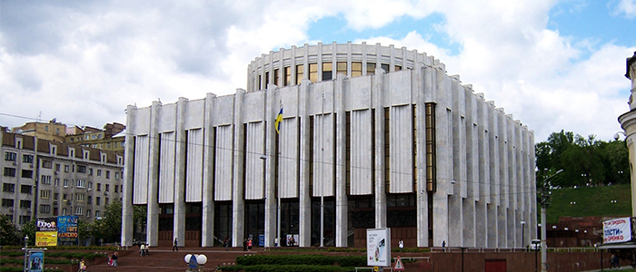 palace of wedding soviet architecture