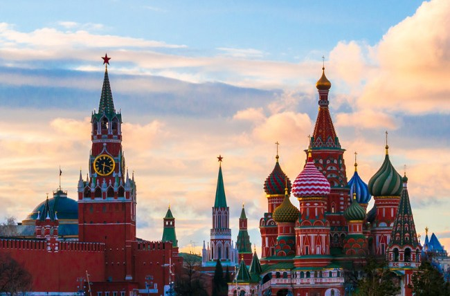awesome things to do in Moscow