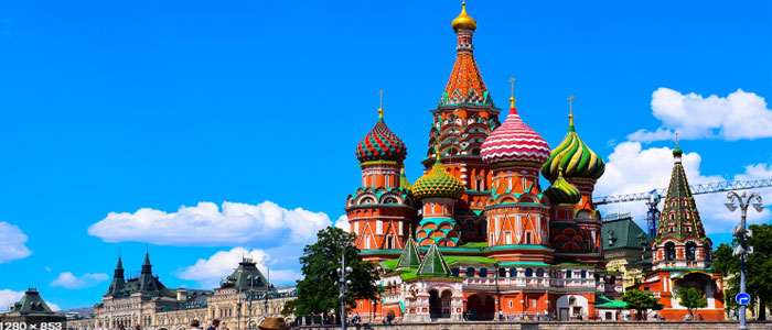 things to do in Moscow - st basil cathedral