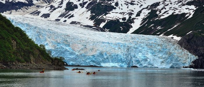 Visit USA Without Leaving Home:  Alaska: Virtual Experiences of the USA