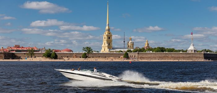 things to do in St Petersburg - Neva River Cruise