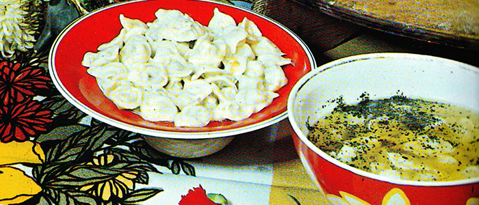Dushbara: Traditional Azerbaijani Cuisine