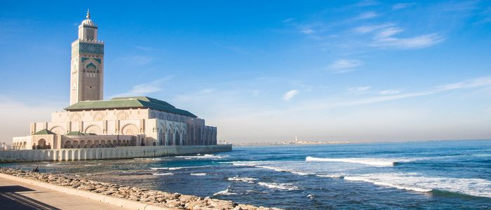 things to do in Morocco_Visit Casablanca