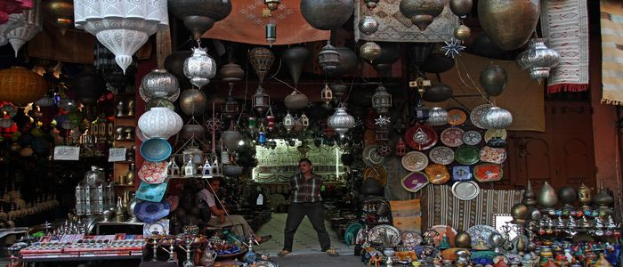 Why Visit Morocco_Colorful Markets