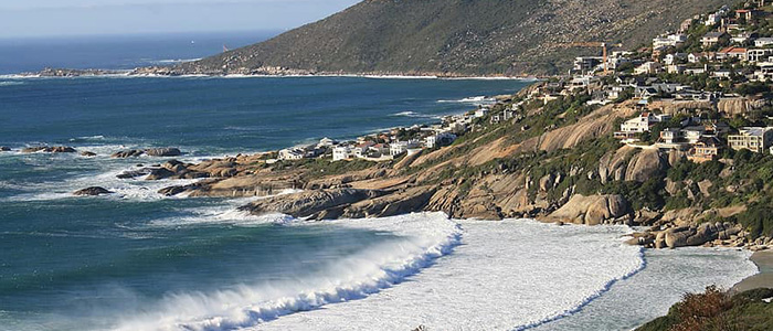 romantic holidays for couples - Cape Town