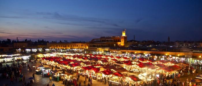 Things To Do In Marrakech - Jemaa el-fnaa marketplace marrakech