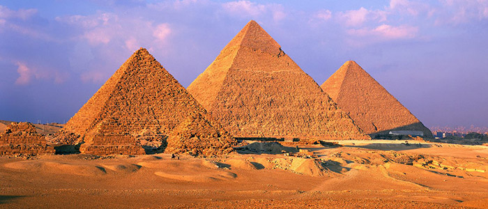 Why visit Egypt - for history