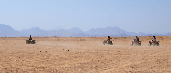 Why visit Egypt - the Sound of Desert