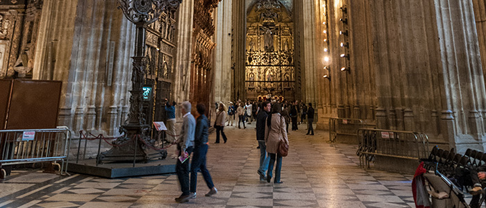 things to do in Andalusia - Cathedral Visit