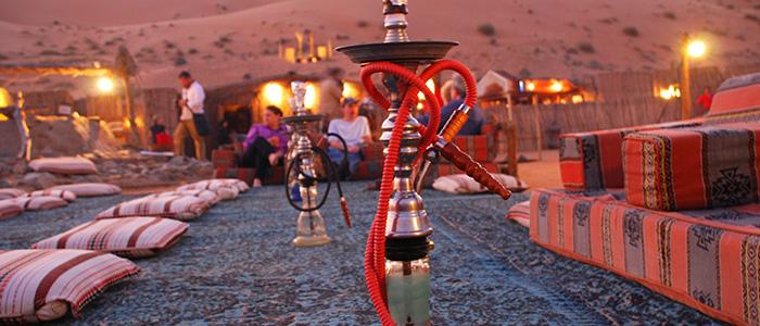 Emirati shisha pipe