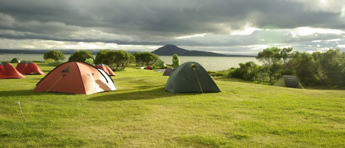 Best Adventure Holidays - Iceland camping