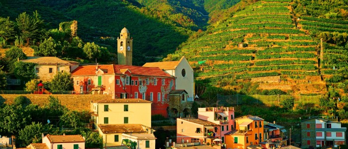 Best Adventure Holidays - Italy hill top villages