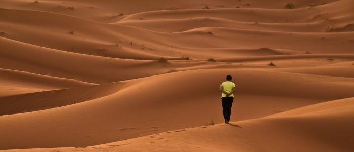 Best Adventure Holidays - Sahara Desert in Morocco