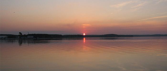 Things to do in Belarus_Zaslawskaye Reservoir