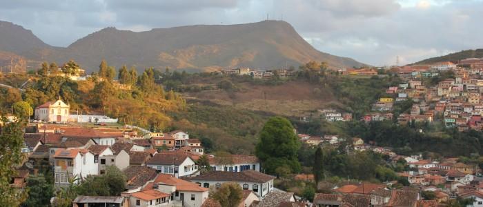 Brazil villages