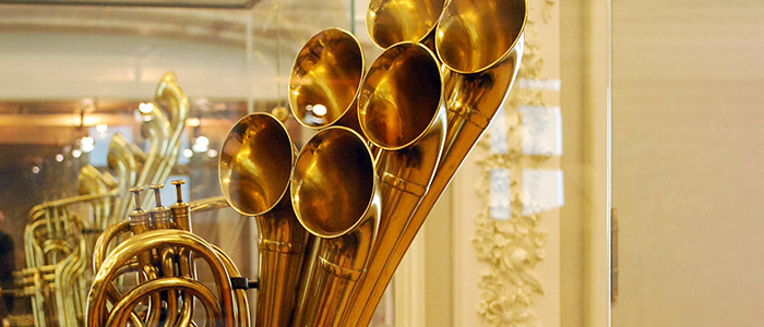 Things to do in Belgium - Musical Instruments Museum