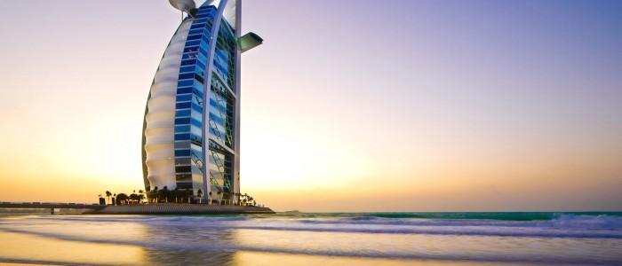 Staycations in Dubai - Burj Al Arab
