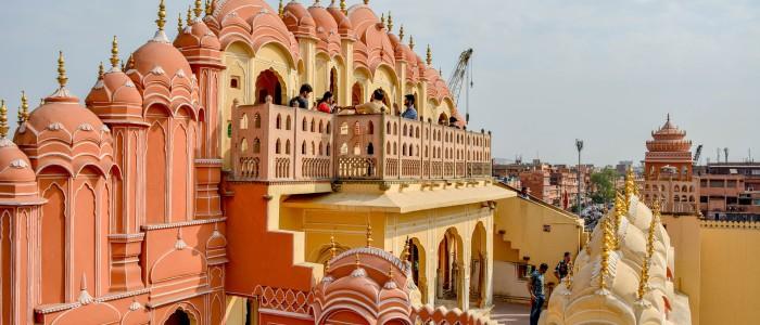 Things to do in India  - Hawa Mahal