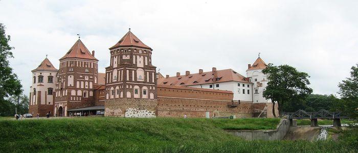 Things to do in Belarus_Mir Castle