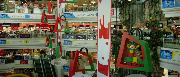 Celebrate The Dubai Shopping Festival 2021