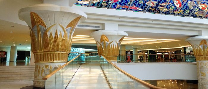 Mind-Blowing & Some Hidden Hangouts In Dubai - Wafi Mall