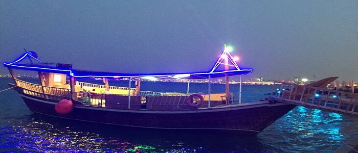 Mind-Blowing & Some Hidden Hangouts In Dubai - Dhow Cruise