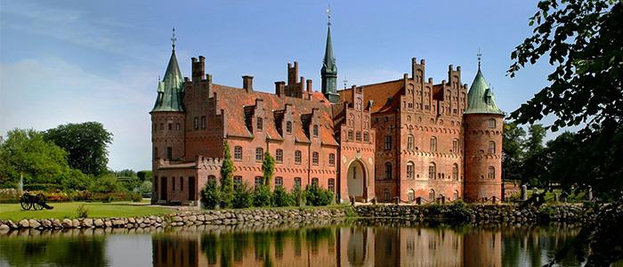 Things to do in Denmark - Egeskov Castle