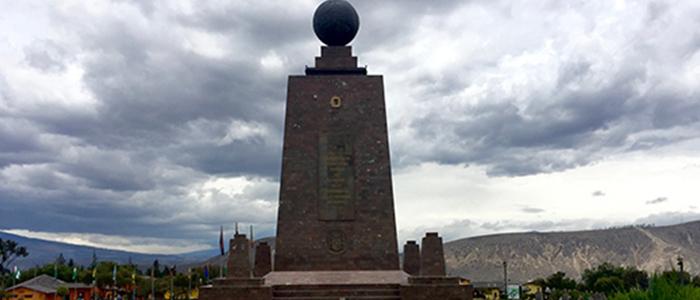 Things To Do In Ecuador - Equator Line