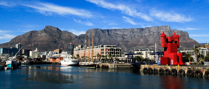 Things to do in South Africa - V&A Waterfront