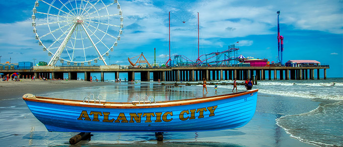 things to do in the USA - Atlantic City