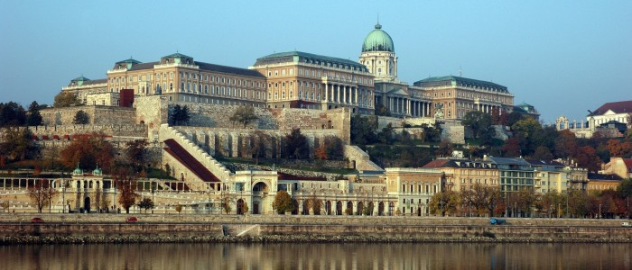 things to do in Hungary - Buda castle