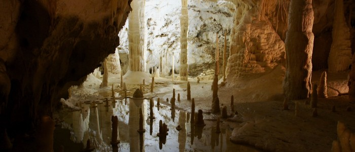 Frasassi Cave Italy