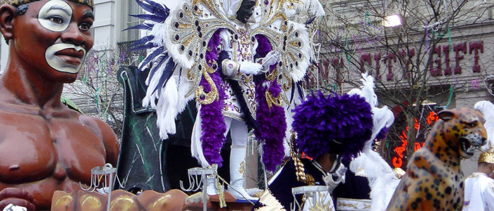 things to do in the USA - Mardi Gras