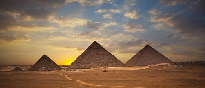 Top Things To Do In North Africa - Egyptian Pyramids