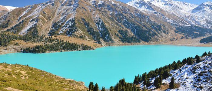 Best Tour Activities of Kazakhstan - Almaty Lake