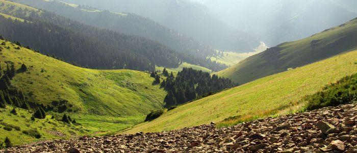 What To Do In Kazakhstan - Turgen Gorge