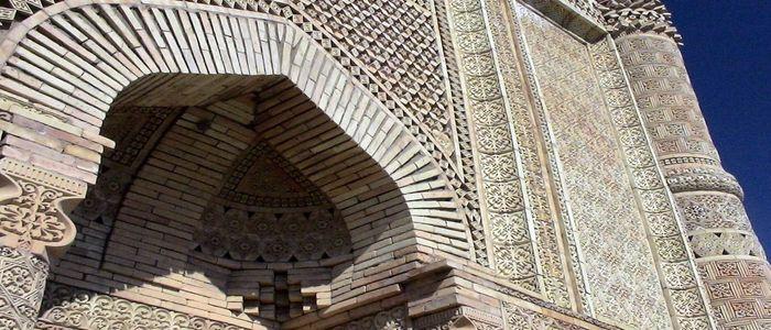 Things To Do In Kazakhstan - Aisha Bibi Mausoleum