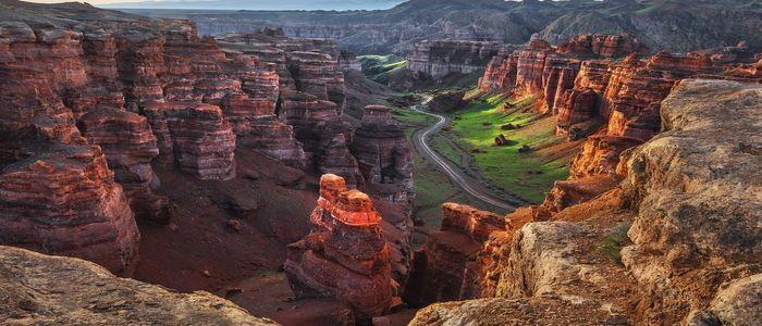 What To Do In Kazakhstan - Visit to Charyn Canyon