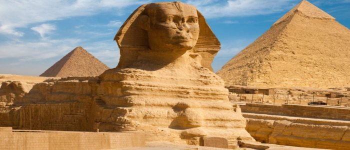 Top Things To Do In North Africa - Sphinx of Giza