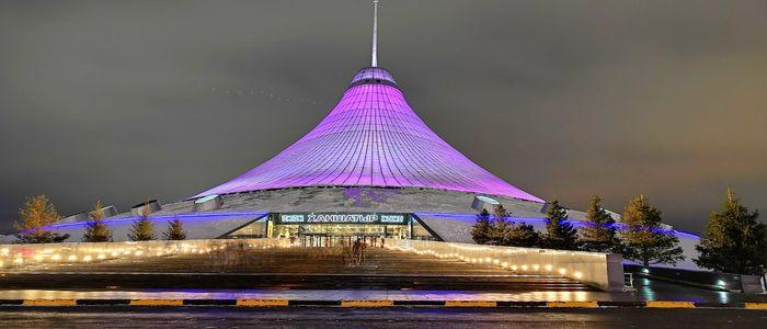 Kazakhstan Top Activities to Do- The Khan Shatyr