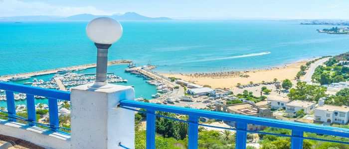 Top Things To Do In North Africa - Sidi Bou Said