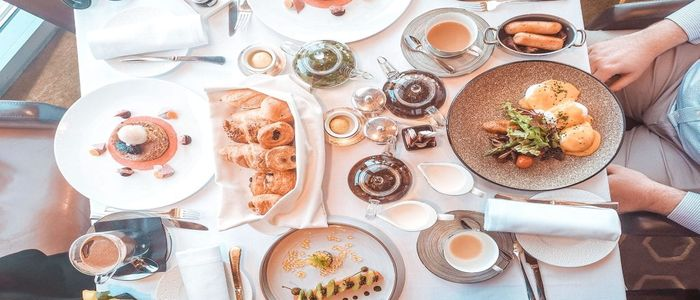 Top Dubai Hangouts for Fine Dining - At.mosphere