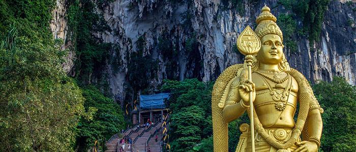 Top Things To Do In Kuala Lumpur - Batu Caves