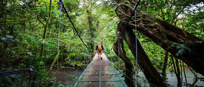 where to travel in February - Costa Rica