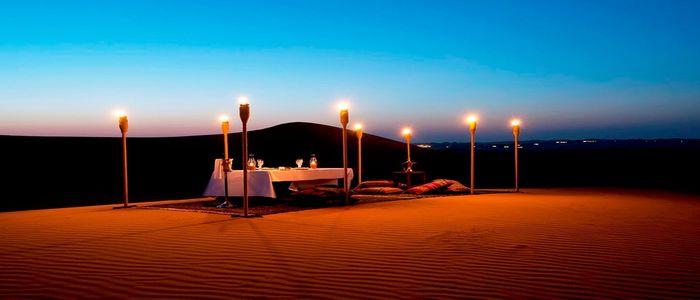 Celebrate Valentine's Day In Dubai - Luxury Desert Safari