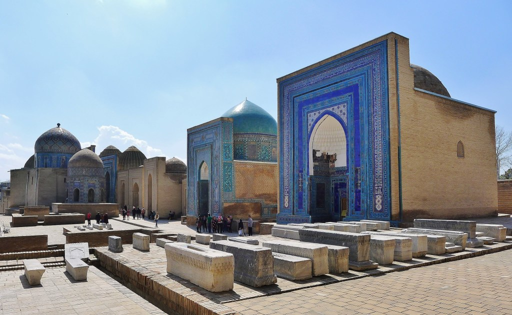 Things to do in Uzbekistan - Shah-i-Zinda Ensemble