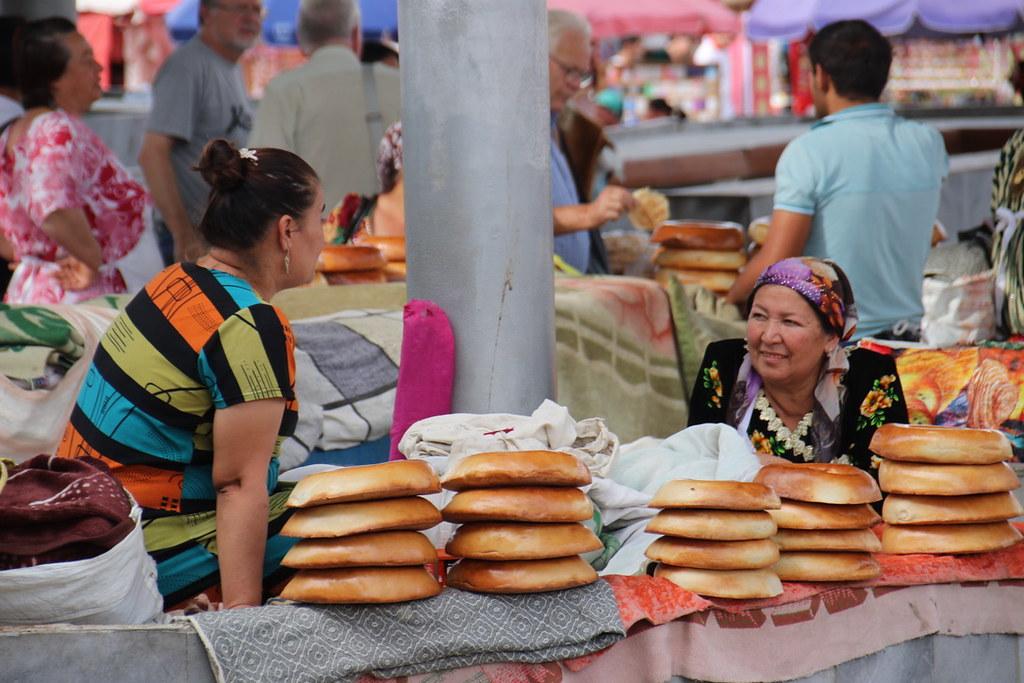 Things to do in Uzbekistan - Siab Bazaar